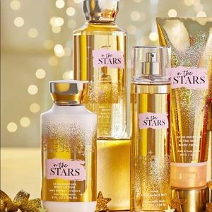 Bath and Body Works In The Stars Bundle